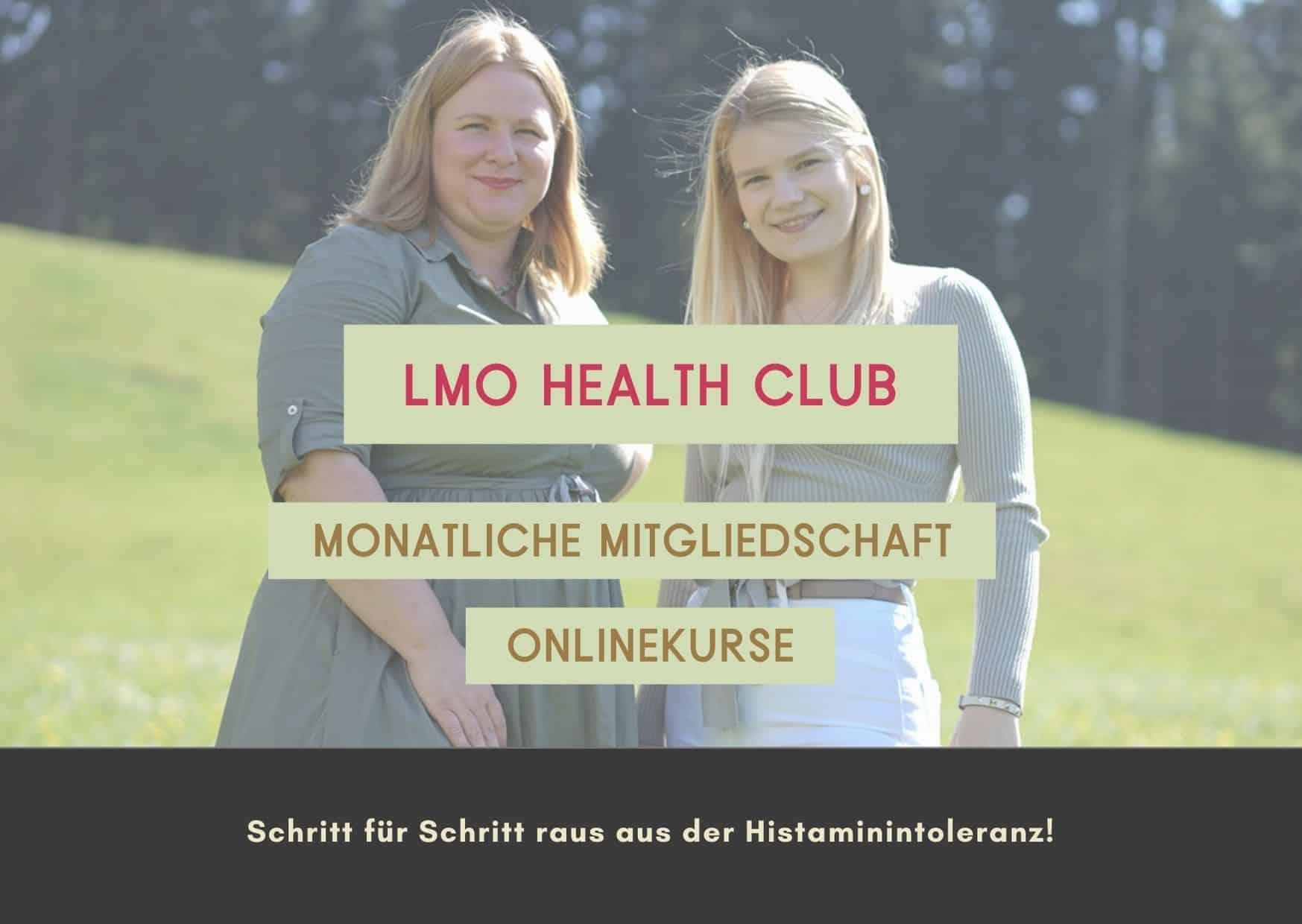 LMO Health Club Deckblatt