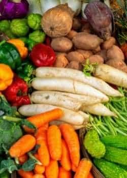 Gesunde Ernährung für Aminosäuren und Vitamin B6
